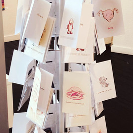 Joy and Sarcasm Cards