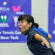 Player Profile: Shuang Wang - Table Tennis