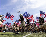 Army Football Pays Tribute on the 20th Anniversary of 9/11