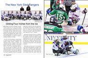 New York Rangers Alum, Tom Laidlaw, Shares His Secrets for Success
