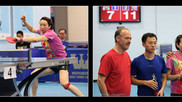 A Record-Setting Weekend at the Westchester Table Tennis Center