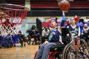 The 12th Annual Westchester Wheelchair Basketball Tournament