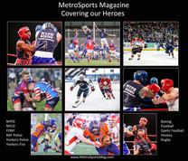 MetroSports Magazine Celebrates National Police Week