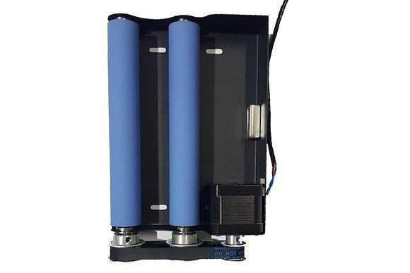 ציר סיבובי למדפסת UV