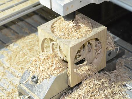 מכונות חריטה וכרסום CNC לחומרי גלם שונים