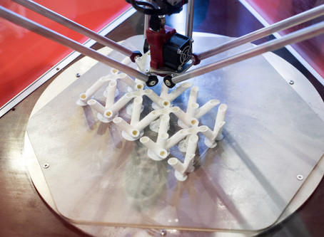 אחת ולתמיד: מה זה הדפסת תלת מימד?