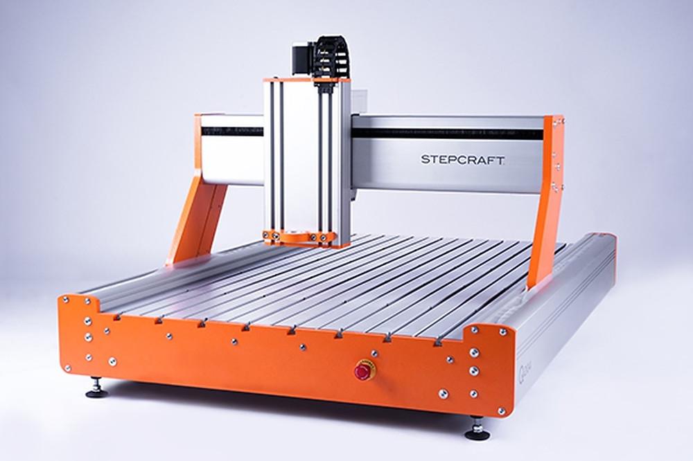 מכונת CNC שולחנית ביתית