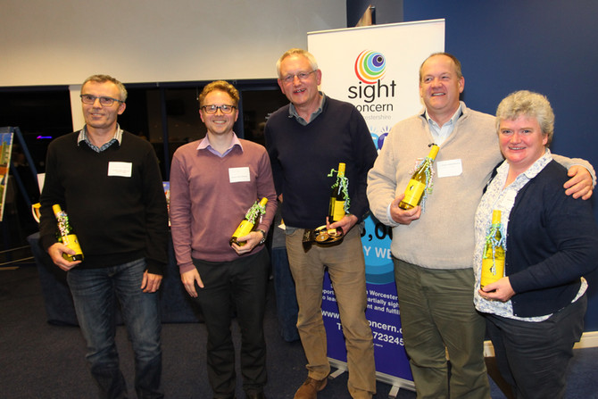 Andrew Jelley Opticians Take The Win!