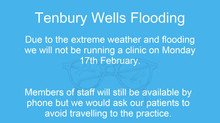 Tenbury Wells Flooding
