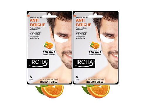 ANTI-FATIGUE MEN Hydrogel Eye Patches