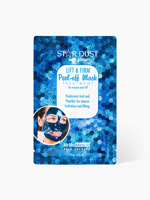 Lift & Firm Glitter Peel Off Mask