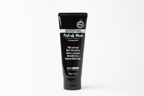 Detoxifying Charcoal Peel Off Mask 100ml