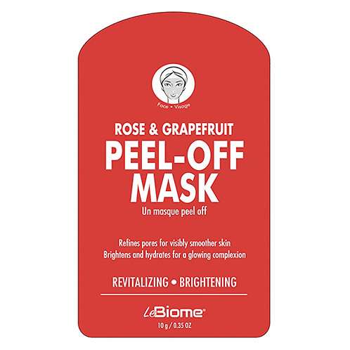 Rose And Grapefruit Peel Off Mask