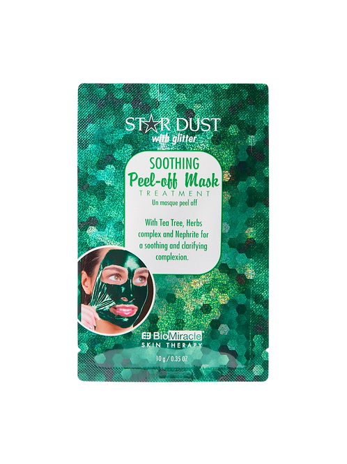 Soothing Glitter Peel-Off Mask