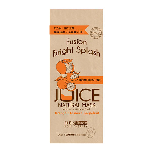 All Natural Fushion Bright Splash Juice