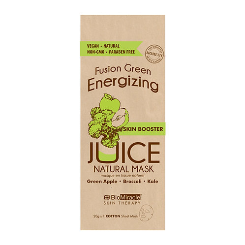 All Natural Fusion Green Energizing Juice