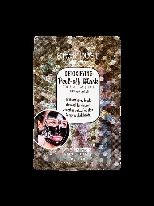 Detoxifying Charcoal Peel Off Mask - One Use