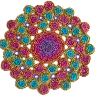 Medium Mandala's & Etsy....again..