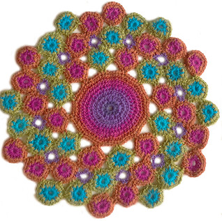 Medium Mandala's & Etsy....again..