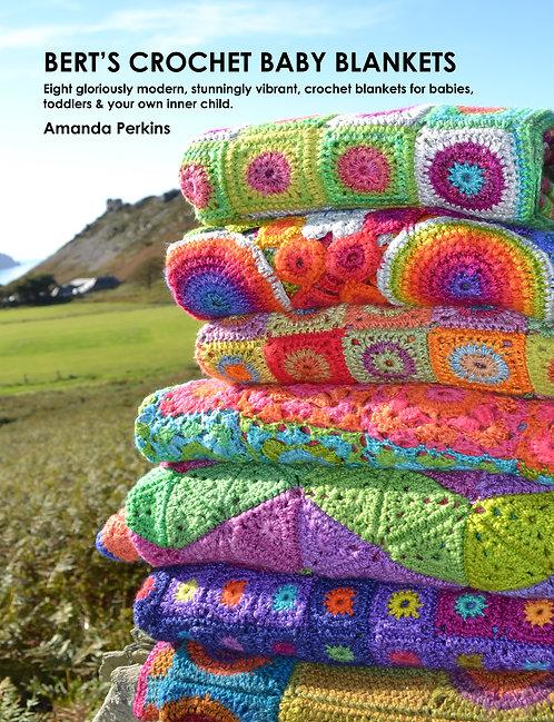 Bert's Crochet Baby Blanket Book