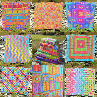 Bert's Blankets single patterns & News