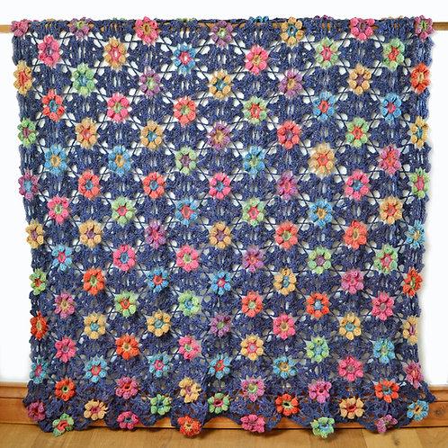 Ermintrude - Crochet Blanket PDF Pattern