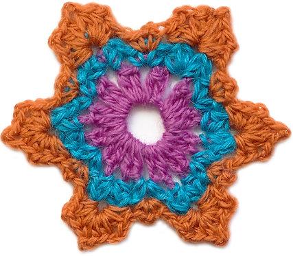 Enid Crochet Motif PDF Pattern