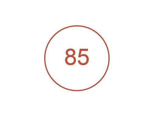 Número 85