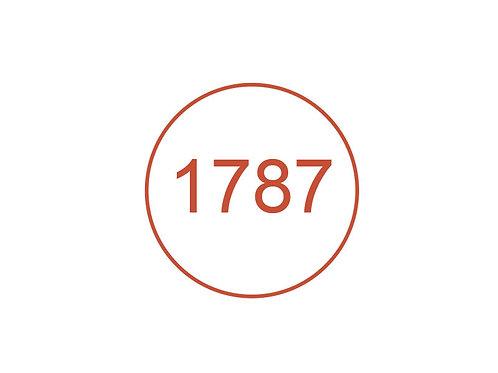 Número 1787