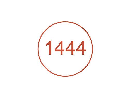 Número 1444