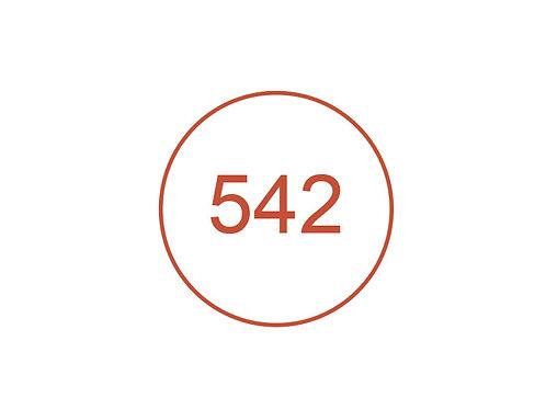 Número 542