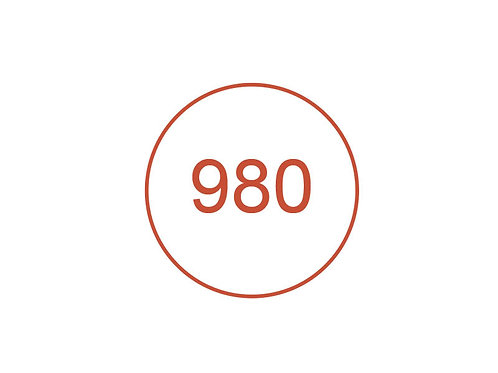 Número 980