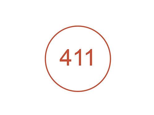 Número 411