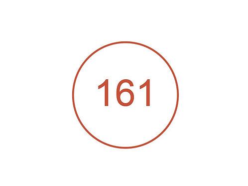 Número 161