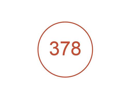 Número 378