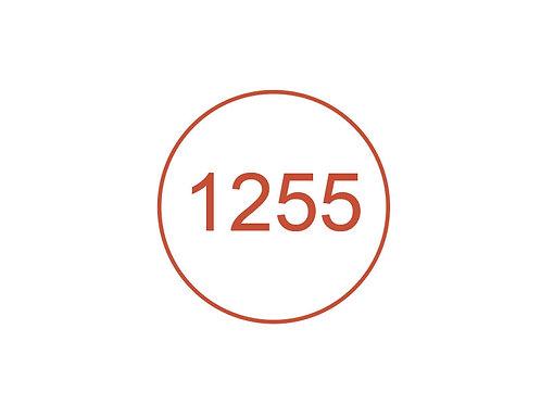Número 1255
