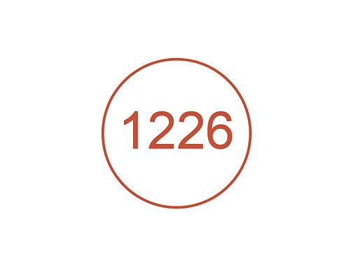 Número 1226