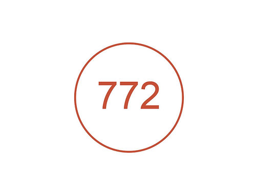 Número 772