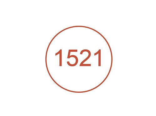 Número 1521