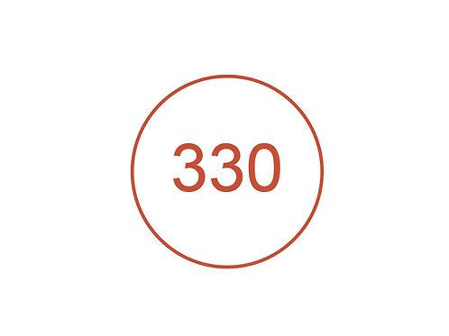 Número 330