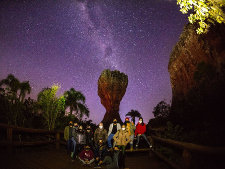 A Caminhada Noturna do Parque Vila Velha está de volta
