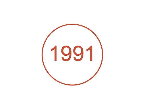 Número 1991