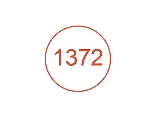 Número 1372