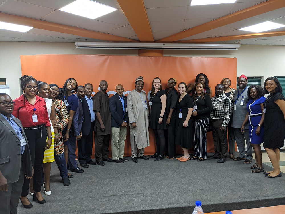 © ??In February 2020, stakeholders met in Abuja to identify steps to increase access to the hormonal IUS