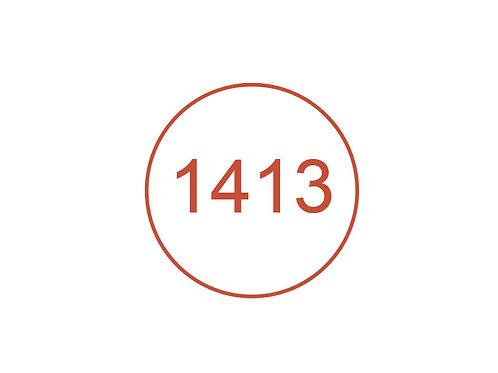 Número 1413