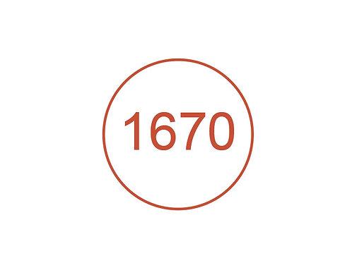 Número 1670