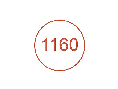 Número 1160