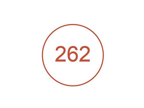 Número 262