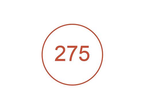 Número 275