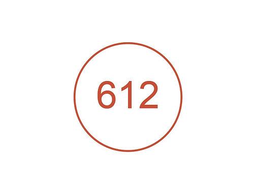 Número 612